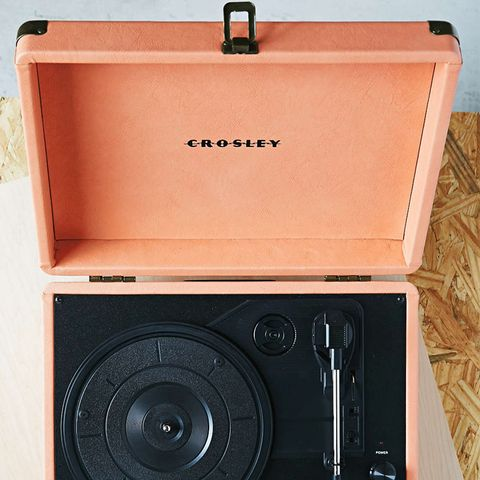 Cruiser Briefcase Portable Vinyl Record Player