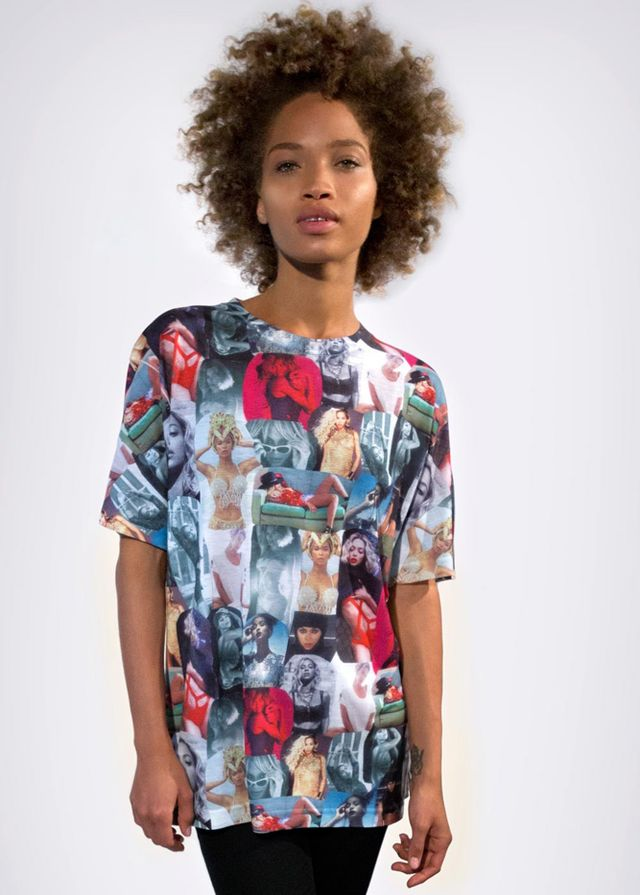 Beyoncé Calendar Collage Tee
