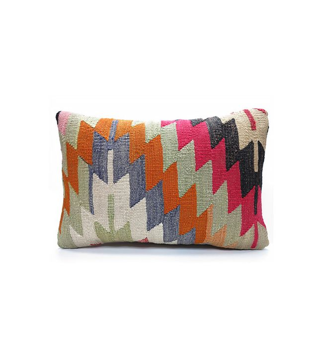 Shoppe Amber Interiors Vintage Kilim Pillow