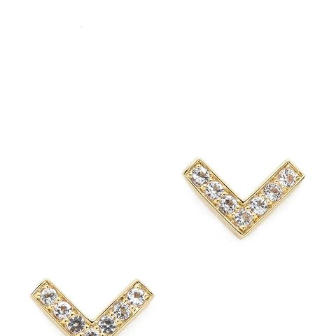 Edo Stud Earrings