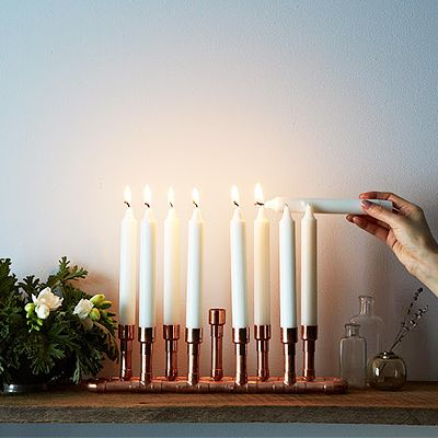 The Best Décor for a Chic and Modern Hanukkah Celebration