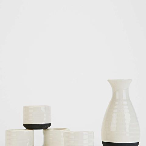 Ceramic Sake Kit