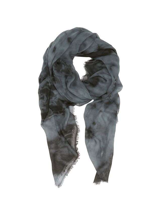 Barneys New York Stone-Washed Oversize Scarf