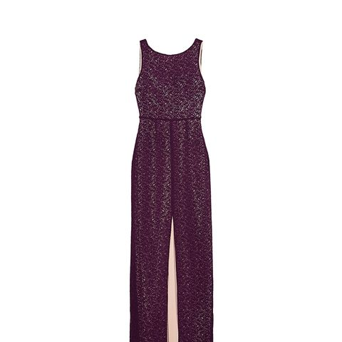 Gemma Crocheted Stretch-Lace Maxi Dress
