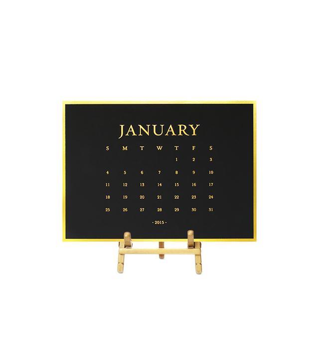 Sugar Paper Classic Desk Calendar