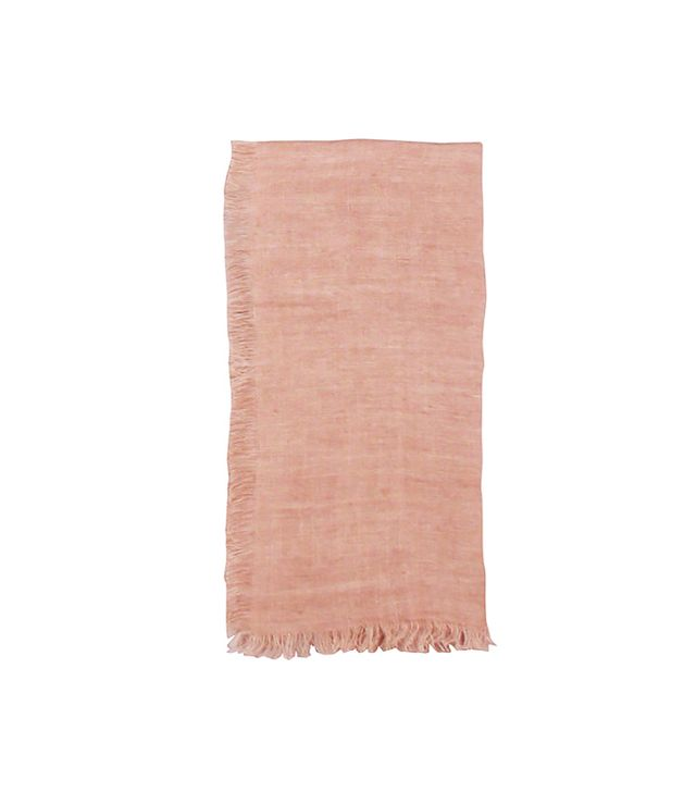 Canvas Home Solid Linen Napkin