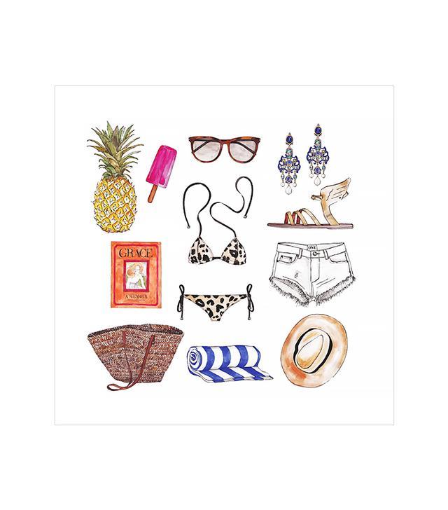 "Buddy Editions ""Summer"" by Valeria Rienzi"