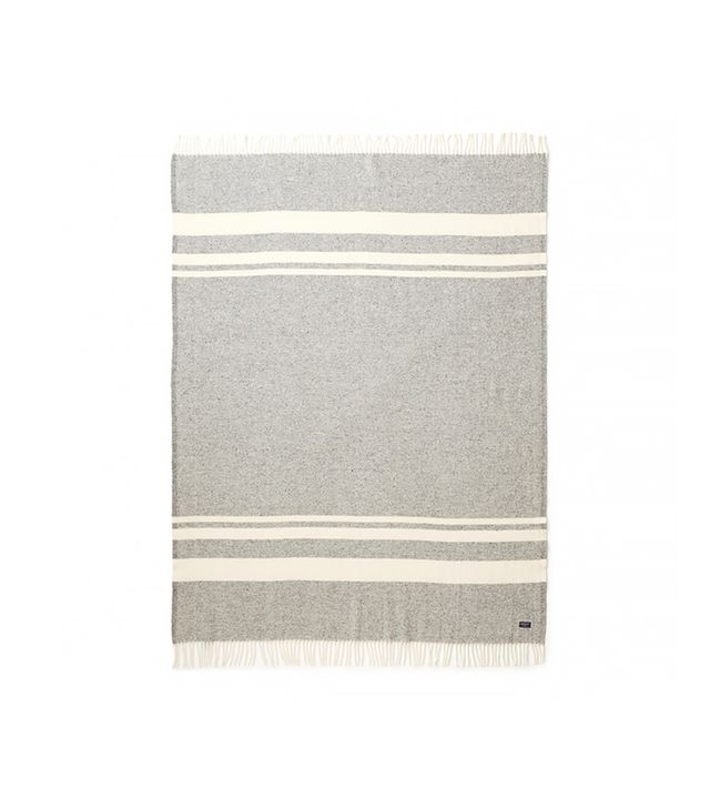TRNK Lodge Stripe Throw