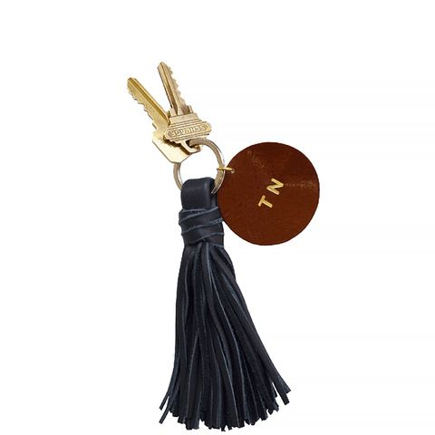 Tassel with Monogram