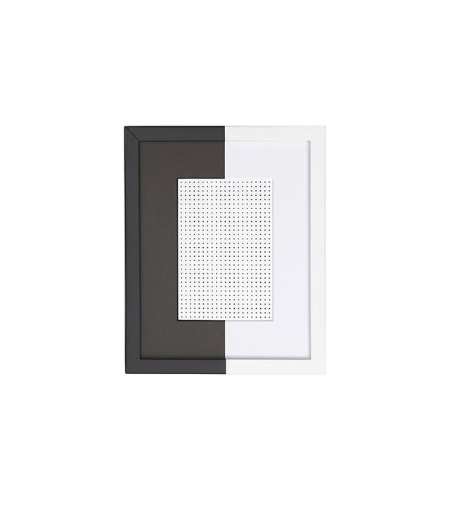Kate Spade Saturday Kate Spade Saturday Small Black and White Picture Frame