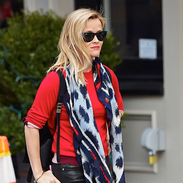 Reese Witherspoon Surprises Us With Edgy Daytime Look