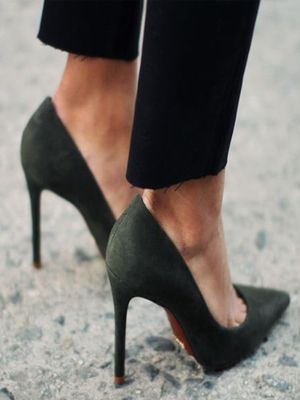 15 Suede Heels for Every Budget
