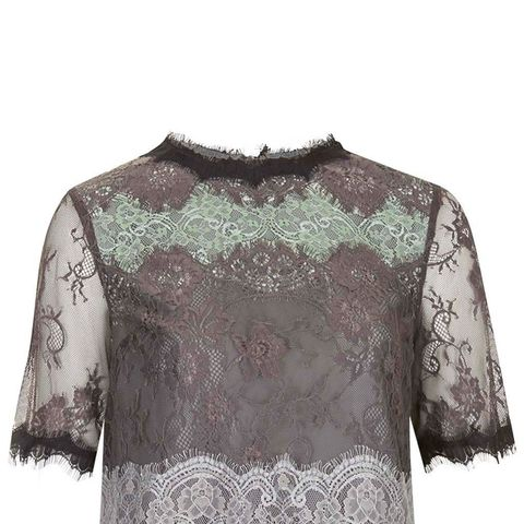 Lace Tier Top