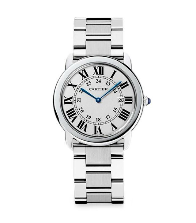Cartier Ronde Solo Stainless Steel Bracelet, Large
