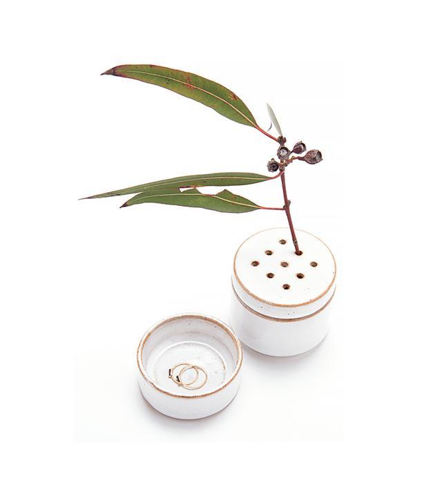 Jane Heng Ceramic Ikebana Stack Vase