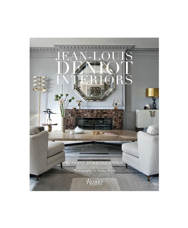 Rizzoli Jean-Louis Deniot: Interiors by Diane Dorrans Saeks