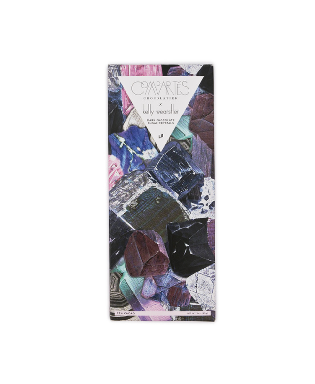 Compartes x Kelly Wearstler Bijou Dark Chocolate