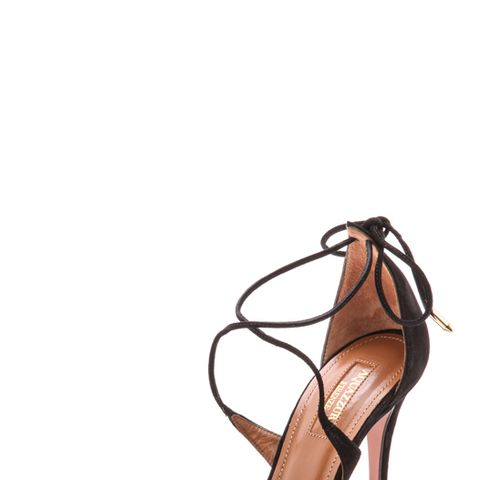 Matilde Laced D'Orsay Pumps