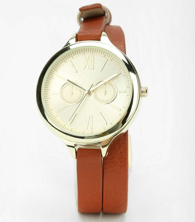 Urban Outfitters Double-Strap Watch