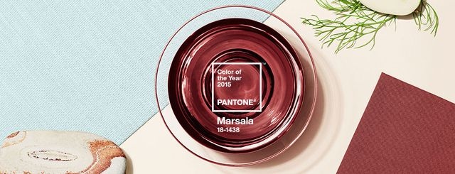 Pantone's Colour of the Year for 2015 Is...