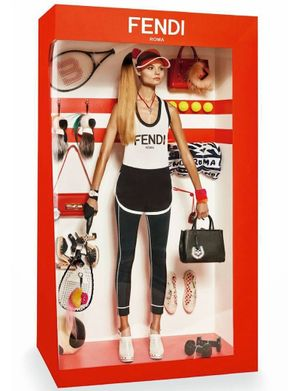 11 Real-Life Designer Barbie Dolls From Vogue Paris