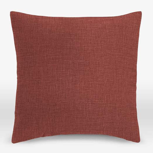 "West Elm Custom 24"" Pillow in Linen"
