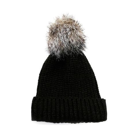 Pieces Doris Bobble Beanie Hat