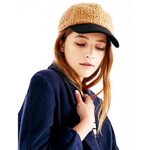 Boucle Baseball Hat