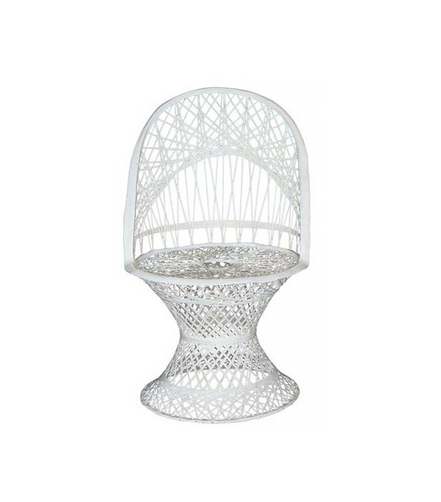 Chairish Spun Russel Woodward Chair