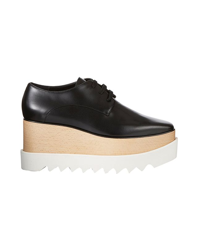 Stella McCartney Britt Platform Oxfords