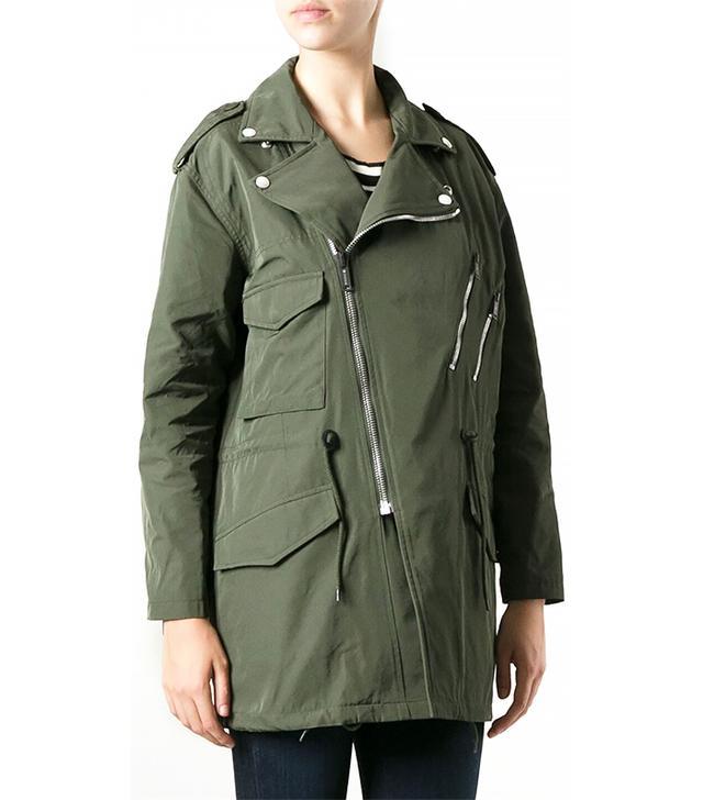 Golden Goose Deluxe Brand Multiple Pockets Military Jacket