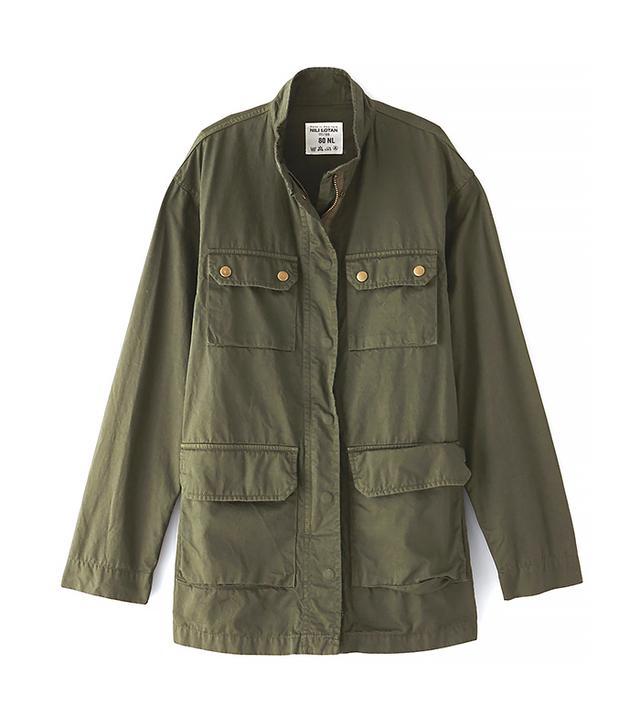 Nili Lotan Anorak Jacket