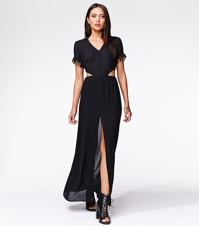 Kendall & Kylie for PacSun Open Back Maxi Dress