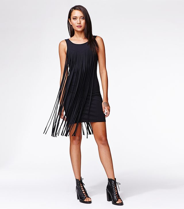 Kendall & Kylie for PacSun Fringe Dress