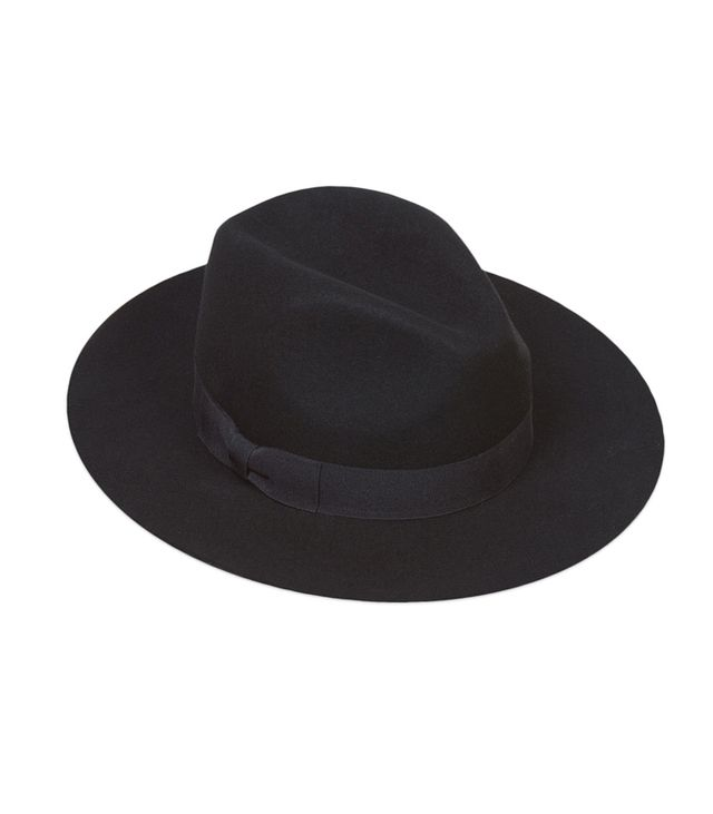 Lack of Color The Midnight Muse Fedora Short Brim