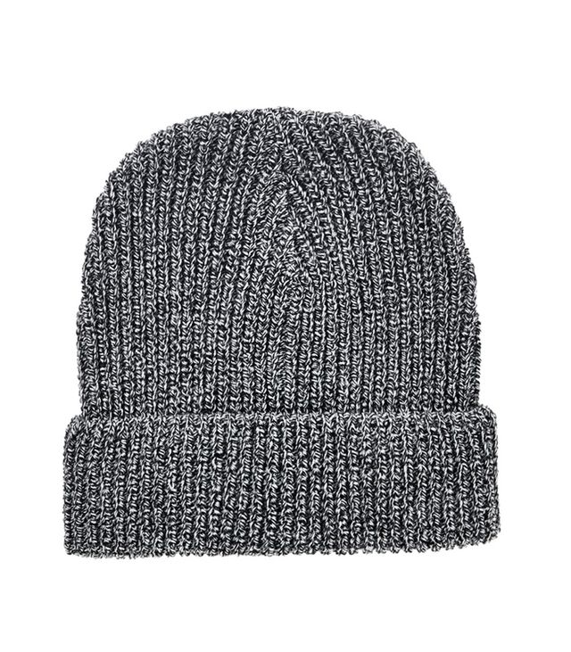 Topshop Monochrome Knit Beanie