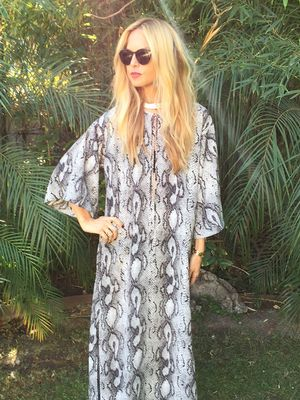 Rachel Zoe Helps You Pack for a Glamorous Tropical Getaway