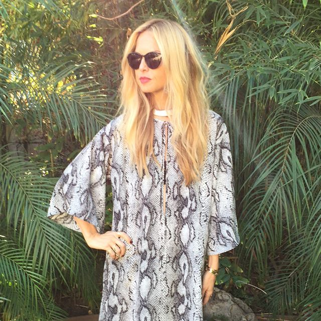 Rachel Zoe Helps You Pack for a Glamorous Tropical Getaway