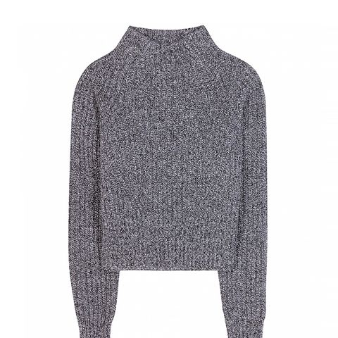 Loyal Cropped Wool Sweater