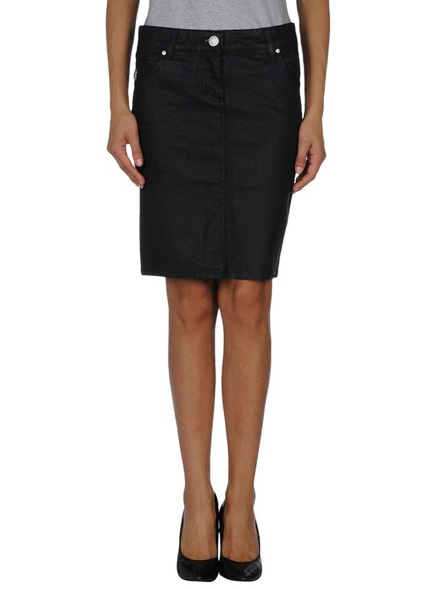 Galliano Denim Skirt
