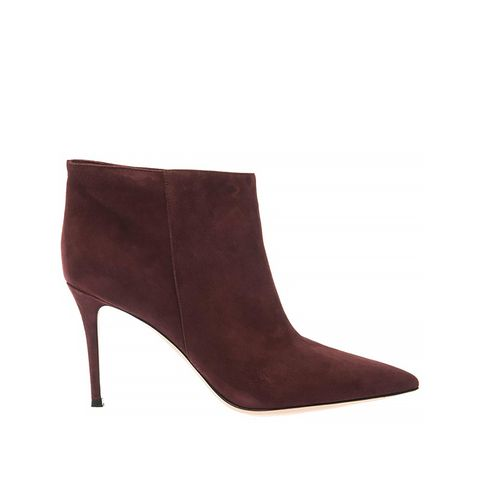 Stilo Suede Ankle Boot