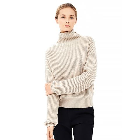Verbier Ribbed Turtleneck