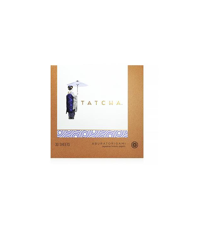 Tatcha Petal Fresh Original Aburatorigami Japanese Blotting Papers