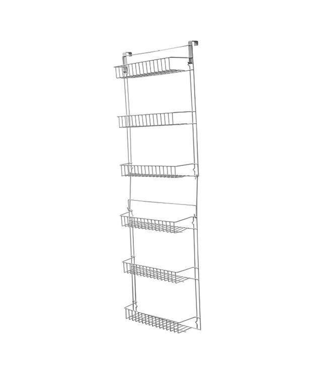 Storage Dynamics Over Door Storage Basket Rack