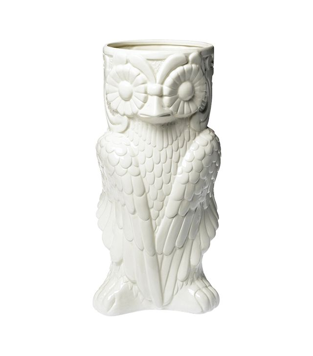 Two's Company Ceramic Owl Umbrella Stand