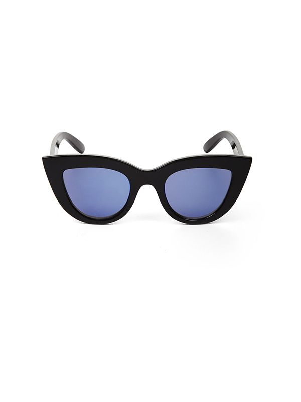 BCBG Novelty Cat-Eye Sunglasses