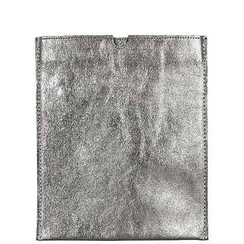 Metallic-Leather iPad Sleeve