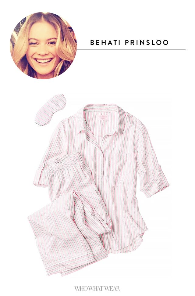 Victoria's Secret The Dreamer Flannel Pajamas
