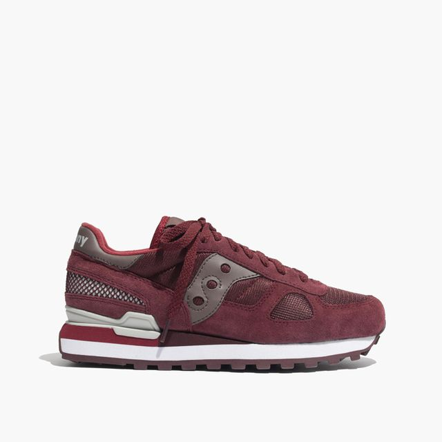 Saucony & Madewell Shadow Original Sneakers
