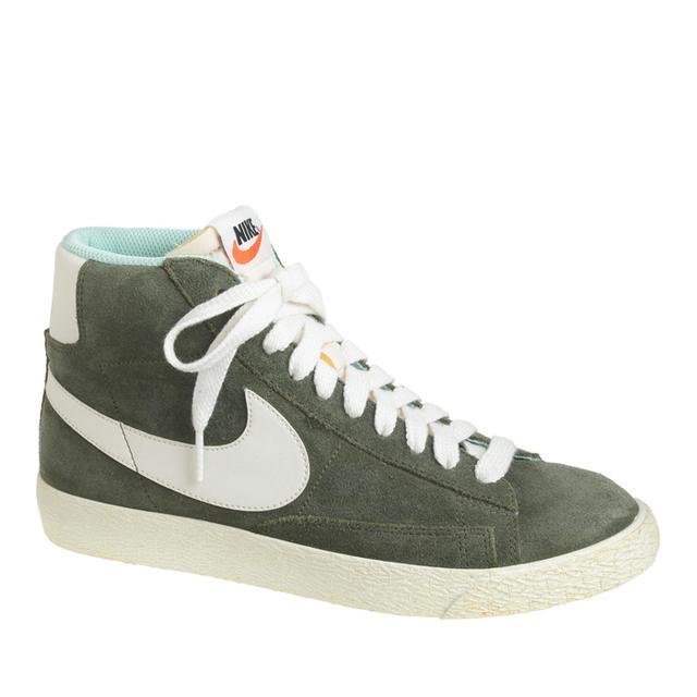 Nike Women's Suede Blazer Mid Vintage Sneakers